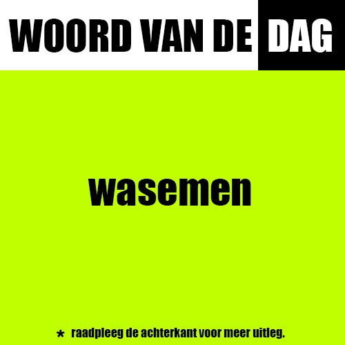 wasemen