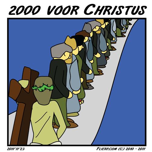 2000 voor christus