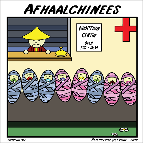 Afhaal chinees