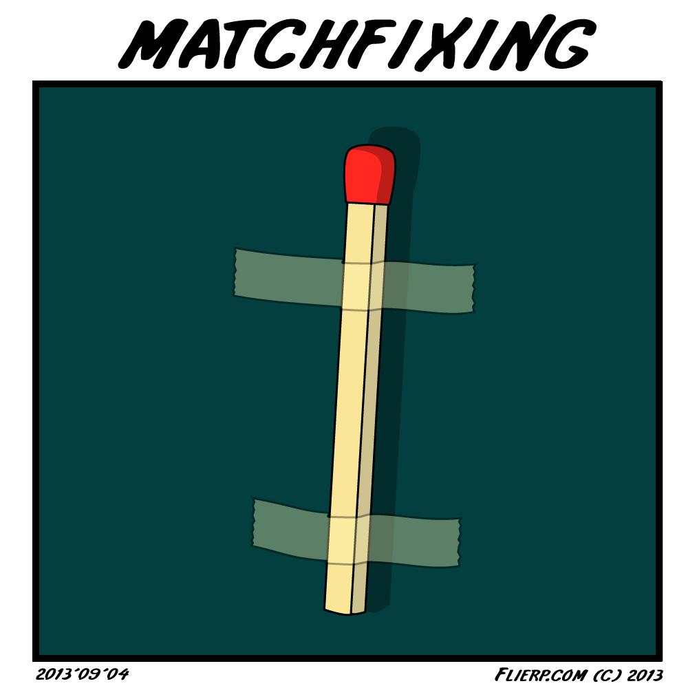 Matchfixing