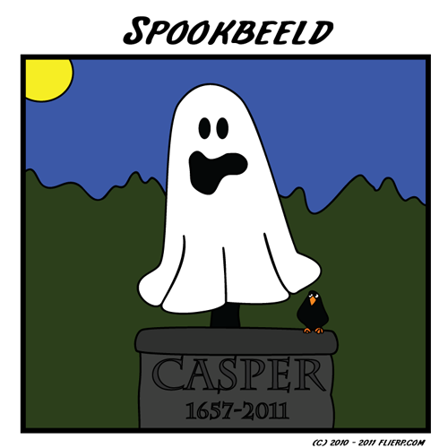 Spookbeeld