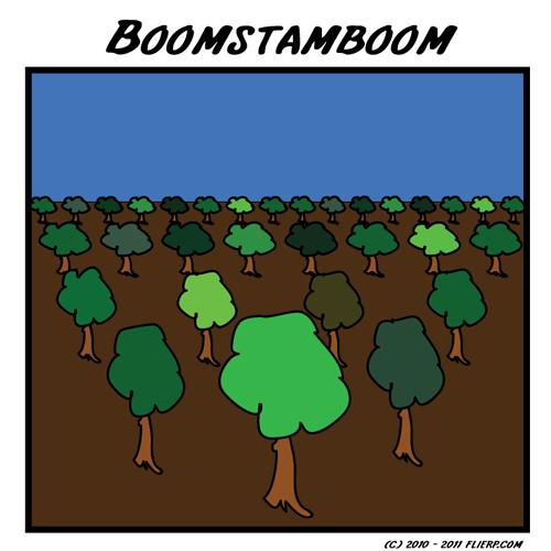 Boomstamboom