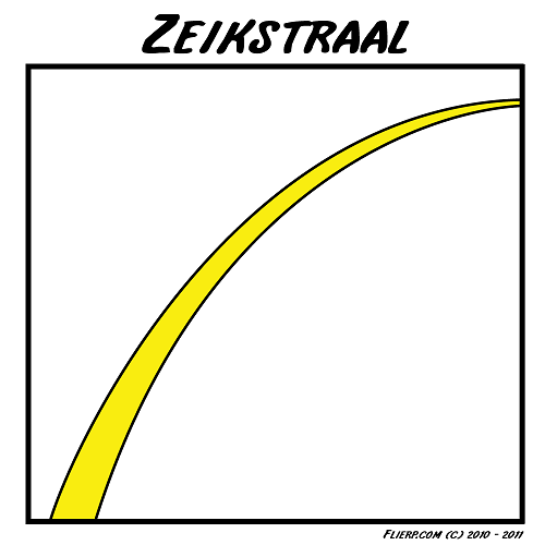 Zeikstraal