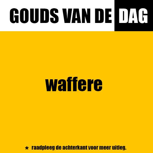 waffere
