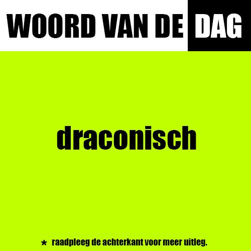 draconisch
